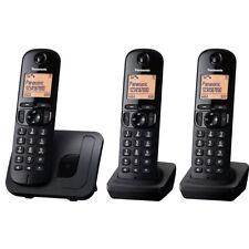 Panasonic Digital Cordless Phone with Nuisance Calls Block - Triple