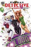 Batman Detective Comics #1000 Dawn McTeigue CK Elite Covers A&B Set
