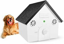 Zomma Anti Barking Device, 2020 New Bark Box Outdoor Dog Repellent Safe for dogs