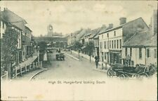 Hungerford High Street Winnie Stevens Ellenborough Buildings Bristol 1905  QX.56