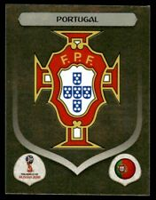 Panini World Cup 2018 (SWISS GOLD VERSION) Badge (Portugal) No. 112