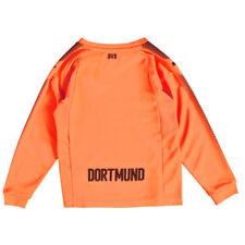 Camiseta de fútbol para niños naranjas
