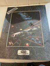 Star Wars Return Of The Jedi Chromart - Wrapped/New - 1990s