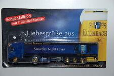 Werbetruck  Mercedes Benz  Sattelzug  Kulmbacher Pilsnacht  1