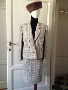 Tailleur Tipo Chanel Vintage