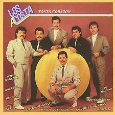 Tonto Corazon by Los Acosta (CD, Jul-2002, Peerless MCM)