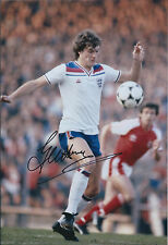 Glenn HODDLE SIGNED Autograph 12x8 Photo AFTAL COA British Championship 1982