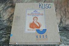 CHERUBINI -MELOS QUARTET STUTTGART- BOX SET 3 LP archiv KUSC Record Library