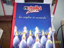 kinder & ferrero  PUBLICITA NUTELLA  2000