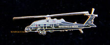 VH60 Seahawk HMX-1 US MARINES HAT PIN MARINE ONE PRESIDENT TRUMP HELICOPTER USA