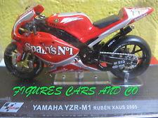 MOTO  GP 1/24 SERIE 2  YAMAHA YZR-M1 RUBEN XAUS 2005