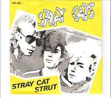 STRAY CATS - Stray cat strut                               ***schwarzes Vinyl***