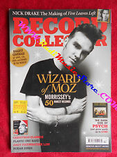 Rivista RECORD COLLECTOR 370/2009 Morrissey Nick Drake Andy Fairweather Low Nocd