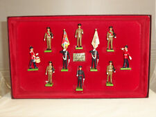 BRITAINS 5189 BRITISH 22ND CHESHIRE REGIMENT LIMITED EDITION TOY SOLDIER SET