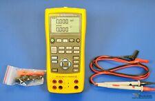 Fluke 725 Multifunction Process Calibrator Nist Calibrated With Data Warranty