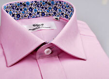 """Men's Pink High Quality Sexy Formal Shirt - Get $10 Off With Coupon Code """"CHOCCY"""