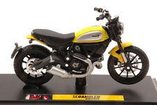 Ducati Scrambler 2014 Motorbike 1:18 Model MAISTO