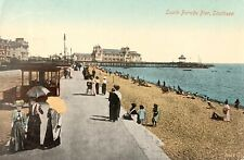 1919 Valentine's Postcard Southsea, Portsmouth, Hampshire.