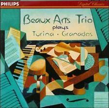 Beaux Arts Trio plays Turina - Grandos PHILIPS 1996 CD NEW SEALED