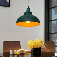 Vintage industrial Ceiling Pendant Light lampshade hanging light Chandelier lamp