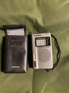 Grundig Mini200 World Radio
