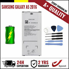 A+ REPLACEMENT BATTERY/BATTERIJ/BATTERIE +TOOLS FOR SAMSUNG GALAXY A5 2016