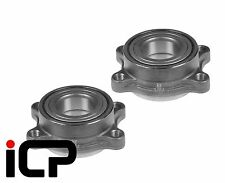2 x REAR WHEEL BEARING HUB KITS FITS NISSAN 200SX SILVIA TURBO & NONE S14 S15
