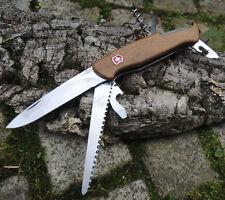 Victorinox RangerWood 55 Schweizer Messer Offiziersmesser Nussbaumholz 0.9561.63