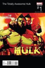 The Totally Awesome Hulk #1 Mahmud A. Asrar Hip Hop Variant Comic Book Marvel