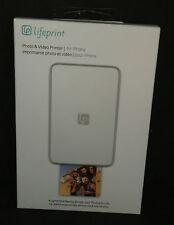 Lifeprint Photo & Video Printer for iPhone LP001-1