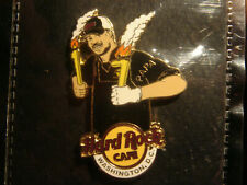 HARD ROCK CAFE pin, man carrying torch, PAPA 17 WASHINGTON D.C., Limited edition