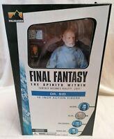"FINAL FANTASY - *New* Palisades Final Fantasy Spirits Within Dr 12"" Figure"