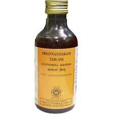 Dhanvantaram Tailam 200ml by Arya Vaidya Sala Free Shipping