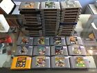 Nintendo 64 Games + Tested and Cleaned