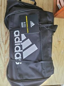 adidas Defender III Small Duffle Bag  COLOR BLACK