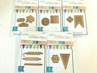 Create A Party Hat Spellbinders Celebrations by Richard Garay Die Templates 2 pc