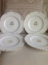 ROYAL CROWN DERBY 'Wentworth' Dinner Plates, Excellent Vintage Condition