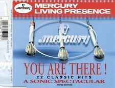 Compilation CD You Are There! (22 Classic Hits - A Sonic Spectacular)