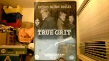 True Grit (DVD, 2011) Western