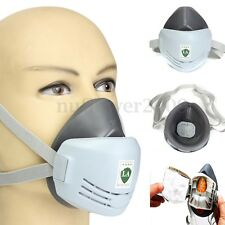 Respirator Maschera AntiGas Anti Gas Anti-Dust  Originale con Filtro