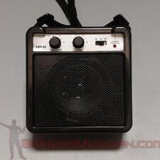 Mini 3W Electric Guitar Practice Amp Amplifier - Small, Portable, Pant Belt Clip