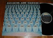 "JEAN MICHEL JARRE 1978 ""Equinoxe"" LP FRANCE VG++"