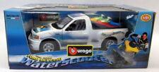 Voitures, camions et fourgons miniatures bleu en plastique Jetta