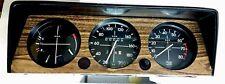 BMW 02 2002 tii komplette Tachoeinheit Tacho Drehzahlmesser überholt wie neu