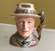 1999 Boy Scout Baden-Powell Mug by Royal Doulton - Baden Powell Ceramic Mini Mug