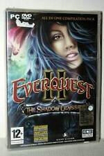 EVERQUEST II THE SHADOW ODYSSEY GIOCO NUOVO PC DVD VERSIONE ITALIANA VBC 48685