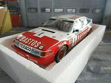 ROVER Vitesse V8 3500 Donington 1985 Bastos #1 Walkinshaw Resin Minichamps 1:18