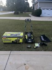 New listing 40 00004000 Volt 6.0 Ah Lithium Ion Battery Brushless Cordless Walk Behind Compact Storage