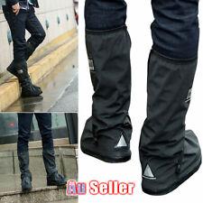 Waterproof Boot Gear Reusable Overshoes Shoes Rain Shoe Covers Anti-slip