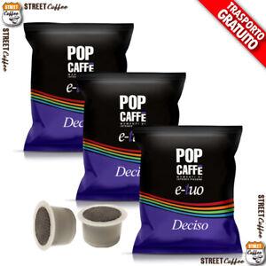 100 Capsule Caffè Pop Deciso M 5 e-tuo Lui Fior Fiore Coop gratis